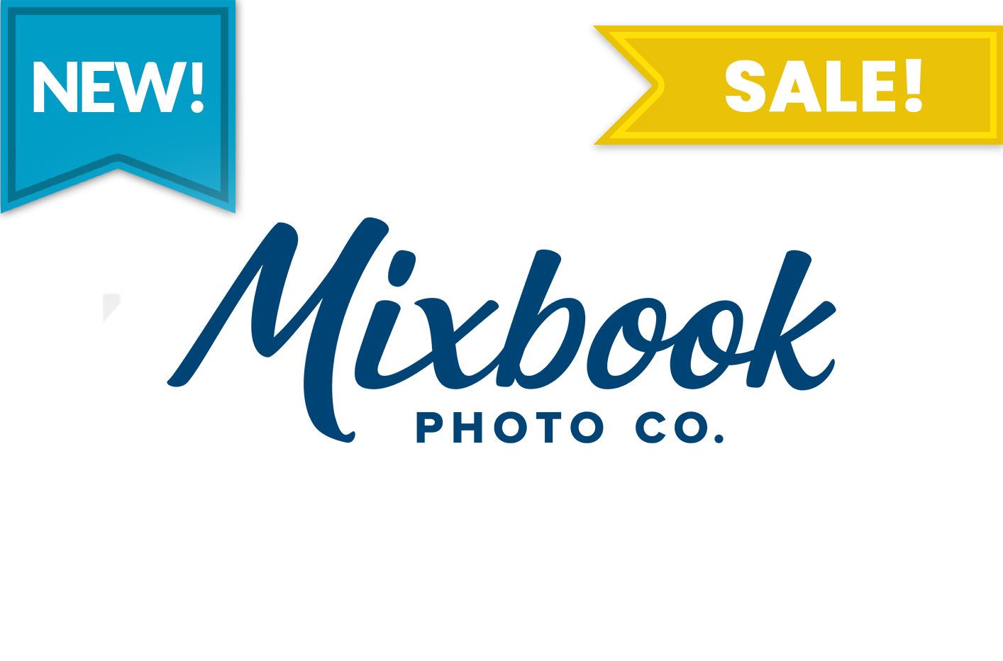 Mixbook Sale